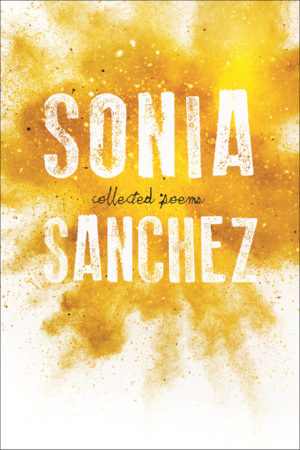 Cover art for Sonia Sanchez's new book